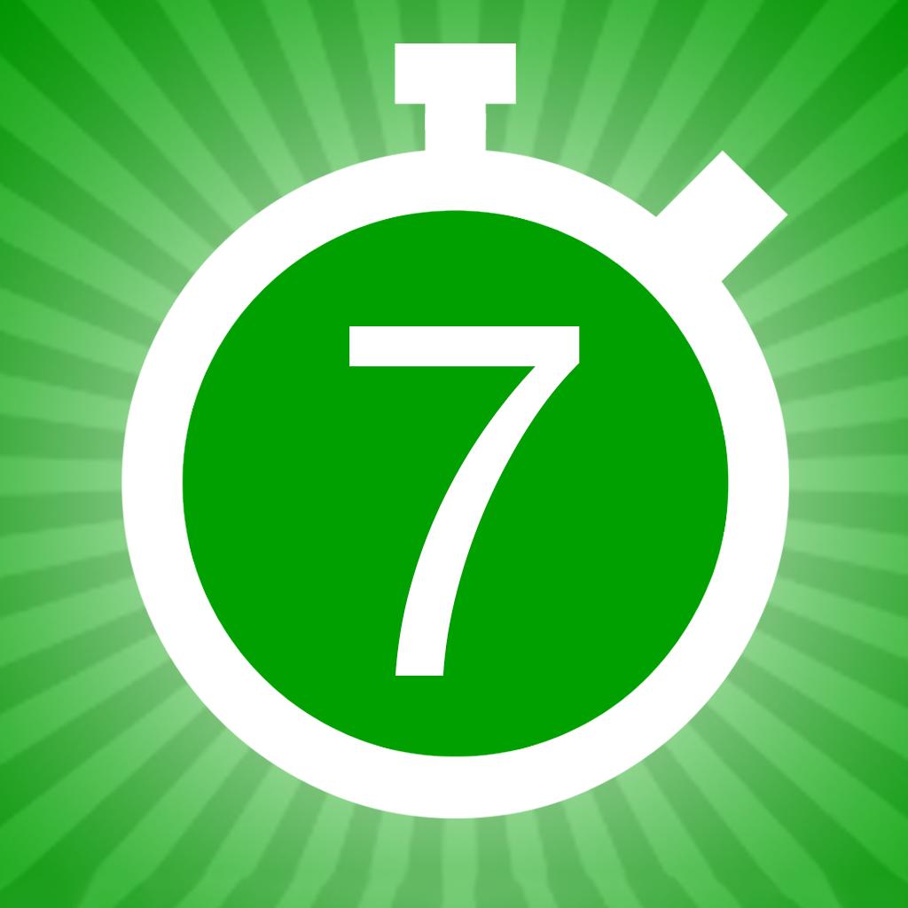 7 分間エクササイズ - 7 Minute Workout Challenge